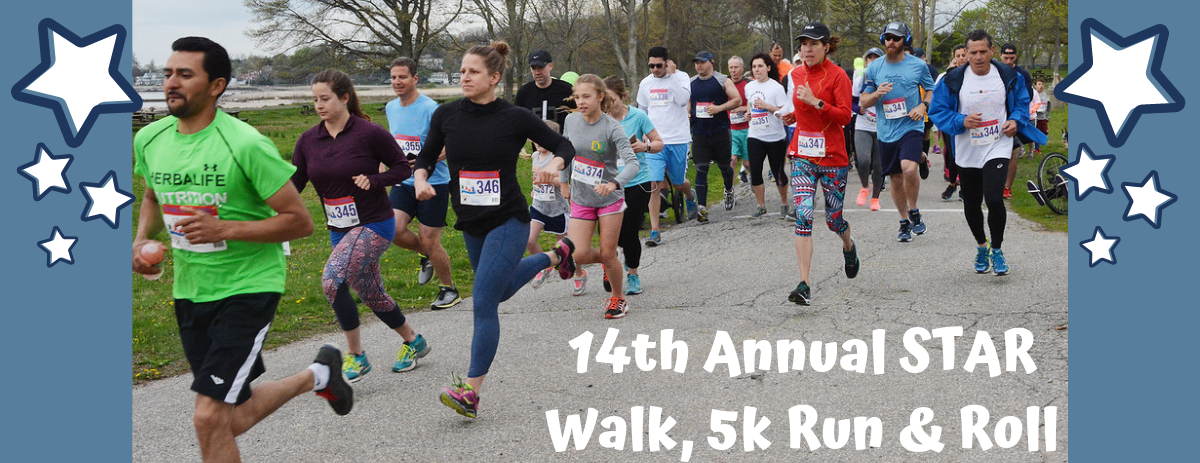 14th Annual Walk, 5k Run & Roll May 5, 2019
